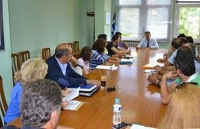 Σύσκεψη για τη διαχείριση των βοσκοτόπων στην Περιφερειακή Ενότητα Πέλλας