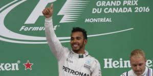 Formula 1: Κυρίαρχος στον Καναδά ο Χάμιλτον!