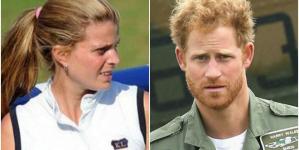 'Βασιλικό ώμο' παρηγοριάς στο πρόσωπο του Πρίγκιπα Χάρι βρήκε η Αθηνά Ωνάση