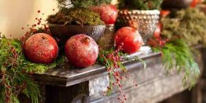Πώς να στολίσετε το τζάκι σας αυτά τα Χριστούγεννα [εικόνες]