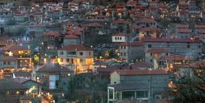 Το πανέμορφο χωριό στις πλαγιές του Καϊμακτσαλάν