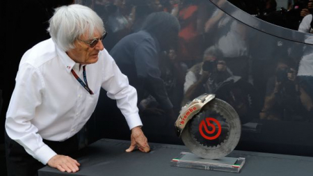 Ο Bernie Ecclestone πήρε πόδι! Δεν είναι πια ο F1 Supremo!