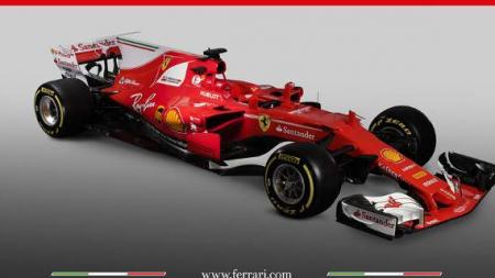 Formula 1: Το νέο καμάρι της Ferrari για το 2017 [εικόνες & βίντεο]