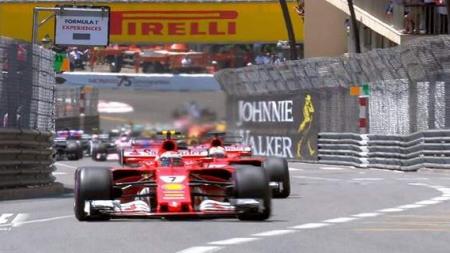 Formula 1: Φέτελ-Ραϊκόνεν το 1-2 στο Μονακό για την Ferrari