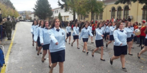 Η παρέλαση της 28ης Οκτωβρίου 2017 στο Άργος Ορεστικό – Βίντεο