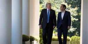 Η συνάντηση Τραμπ-Τσίπρα μέσα από τη ματιά των διεθνών ΜΜΕ