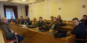 Συνεδρίαση στον Δήμο Καστοριάς για θέματα πολιτικής προστασίας