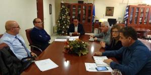 Συνάντηση για την αναβάθμιση του Νοσοκομείου Καστοριάς (φωτο – βίντεο)