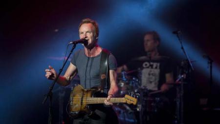 Έρχεται στην Ελλάδα ο Sting για δυο συναυλίες