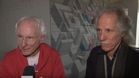 Συγκινητικό, οι 2 ζωντανοί Doors στο Λος Άντζελες