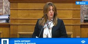 Μαρία Αντωνίου: Ενα μέτρο θετικό,παρά τις ρητές και πολλάκις εκπεφρασμένες θέσεις του ΣΥΡΙΖΑ και των στελεχών του κατά του κλάδου της γούνας