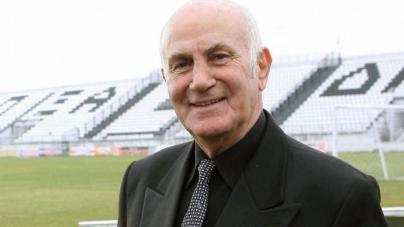 Εφυγε από τη ζωή σε ηλικία 81 ετών ο Τάκης Λουκανίδης.