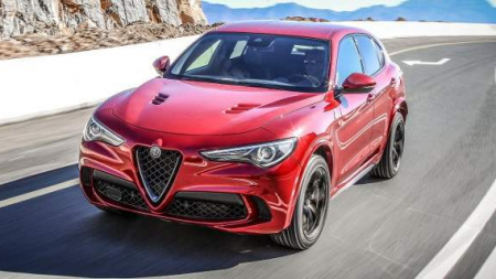 H Alfa Romeo ετοιμάζει, μεγάλο, 7θέσιο SUV