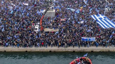 Προβληματισμός Μαξίμου με το συλλαλητήριο για το Σκοπιανό -Τα νέα δεδομένα