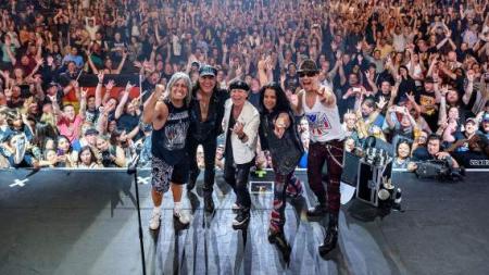 Οι Scorpions τον Ιούλιο στο Καλλιμάρμαρο -Τους συνοδεύει η Κρατική Ορχήστρα Αθηνών