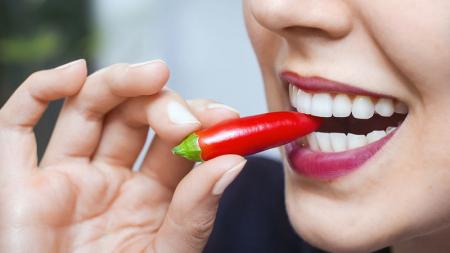 Πολλές καυτερές πιπεριές, περισσότερα χρόνια ζωής!