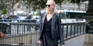 Πώς να ντυθείς αν είσαι άνω των 40 και με τι θα φορέσεις τη διαφάνεια