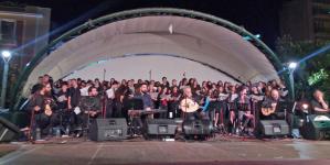 Συμμετοχή του Μουσικού Σχολείου Καστοριάς στις εκδηλώσεις «Άδοντες και ψάλλοντες εν τη καρδία 2018» στην Καβάλα