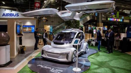 Έρχονται τα Ιπτάμενα ταξί στην Γερμανία
