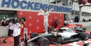 Formula 1: Θρίαμβος για Χάμιλτον, τραγωδία για Φέτελ στο grand prix της Γερμανίας
