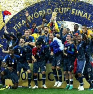 Μουντιάλ 2018 Γαλλία-Κροατία 4-2: Το σήκωσαν οι τρικολόρ!