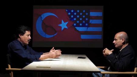 """Καλεντερίδης: """"Η Δύση θα κάνει ακόμη και Παγκόσμιο Πόλεμο για την Τουρκία""""! VIDEO"""