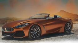 Παγκόσμια πρεμιέρα της νέας BMW Z4 στο Pebble Beach [εικόνες]