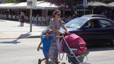 Ορεστιάδα: Η πόλη χωρίς φανάρια –Οι οδηγοί «κοκαλώνουν» τα οχήματα μόλις δουν πεζό [εικόνες]