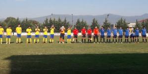 Στο πιο δυνατό «τεστ» ετοιμότητας στην Αριδαία, η Καλλιθέα γνώρισε την ήττα με 2-0