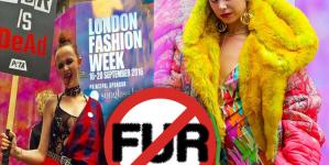 ΒΟΜΒΑ! ΚΑΤΑΡΓΕΙ ΤΗ ΓΟΥΝΑ ΚΑΙ ΤΟ LONDON FASHION WEEK!