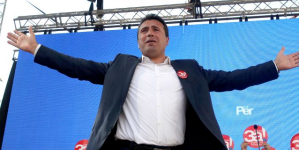 Ζάεφ: Δεν υπάρχει άλλη «Μακεδονία» εκτός από την χώρα μας