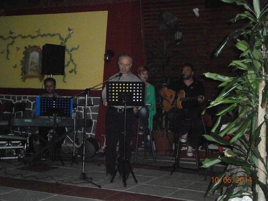 """Πραγματοποιήθηκε με μεγάλη επιτυχία η Μουσική-Ποιητική βραδιά στο """"Φιλίπειο"""" Γιαννιτσών"""