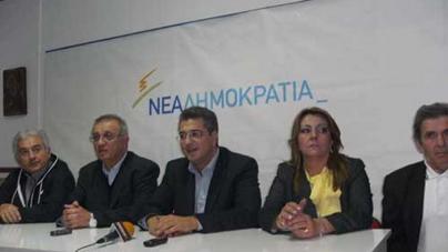 Καστοριά:  Α. Τζιτζικώστας: «Στόχος μας είναι να ξανακάνουμε τη Ν.Δ. μεγάλη και να ανοίξουμε τις πόρτες στην κοινωνία»