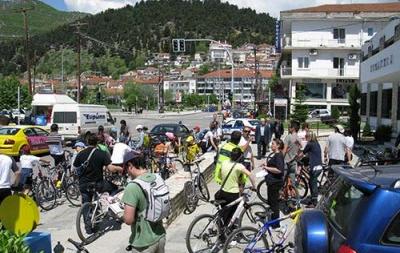 Ποδηλατοπορεία 30 χλμ από τον Σύλλογο Ορεινών Δραστηριοτήτων Καστοριάς