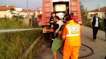 Εκπαίδευση των Εθελοντών Διασωστών από την Πυροσβεστική Υπηρεσία Καστοριάς (φωτογραφίες)