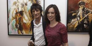 Μπαμπάς διδύμων στα 69 ο Ron Wood των Rolling Stones