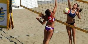 "Beach volley: Η Μίχου Κυριακή και η Τζήλλα Ελένη στην ""χρυσή"" πεντάδα!!! (φωτογραφίες)"
