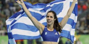 Κατερίνα Στεφανίδη – επί κοντώ: Χρυσό το κορίτσι μας! Συγκλονιστικός τελικός