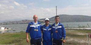 Τέσσερα στα τέσσερα για τους αθλητές του Ναυτικού Ομίλου Μαυροχωρίου στο Βαλκανικό Πρωτάθλημα
