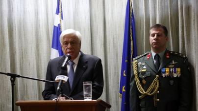 Στην Έδεσσα ο πρόεδρος της Δημοκρατίας, Π. Παυλόπουλος: «Η ρητορική Ερντογάν υπονομεύει αμέσως ή εμμέσως τη Συνθήκη της Λωζάννης»