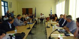 Με τη συμμετοχή των δημάρχων της Καστοριάς συνεδρίασε για πρώτη φορά η Ομάδα Συντονισμού της Περιφέρειας Δ. Μακεδονίας