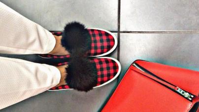 Παπούτσια με γούνα -Το τρεντ που δεν πρέπει να παραβλέψεις φέτος