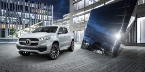 Το νέο pick-up της Mercedes λέγεται X-Class [εικόνες]