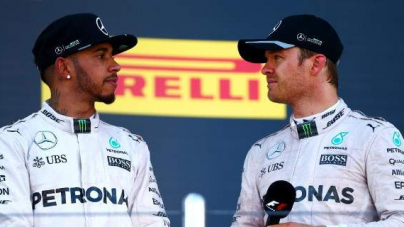 Formula 1: «Μάχη» για τον τίτλο για Ρόσμπεργκ και Χάμιλτον