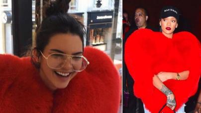 Ριάνα – Κένταλ Τζένερ: Το γούνινο παλτό που φόρεσαν θα γίνει τάση!