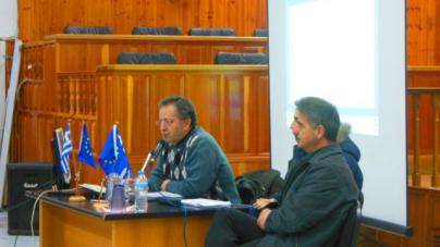 Συνάντηση Ενημέρωσης για το Επιχειρησιακό Πρόγραμμα Δυτικής Μακεδονίας 2014-2020, στην ΠΕ Καστοριάς