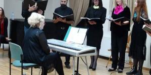 Μάγεψε το κοινό η συναυλία του Φωνητικού Συνόλου 8VA (Οκτάβα) στο Δημοτικό Ωδείο Άργους Ορεστικού (φωτογραφίες)