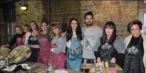Ξεκίνησαν τα σεμινάρια Handmade Fantasy στην Καστοριά (φωτογραφίες)