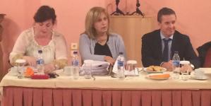 Στο Λουτράκι Αλμωπίας συνεδρίασε η Οικονομική Επιτροπή της Περιφέρειας Κεντρικής Μακεδονίας προεδρεύοντος της Αν. Αντιπεριφερειάρχη Πέλλας Αθηνάς Αθανασιάδου – Αηδονά