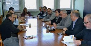 Ειδική σύσκεψη για την εύρυθμη λειτουργία του Χιονοδρομικού Κέντρου και την ασφαλή μετακίνηση των επισκεπτών